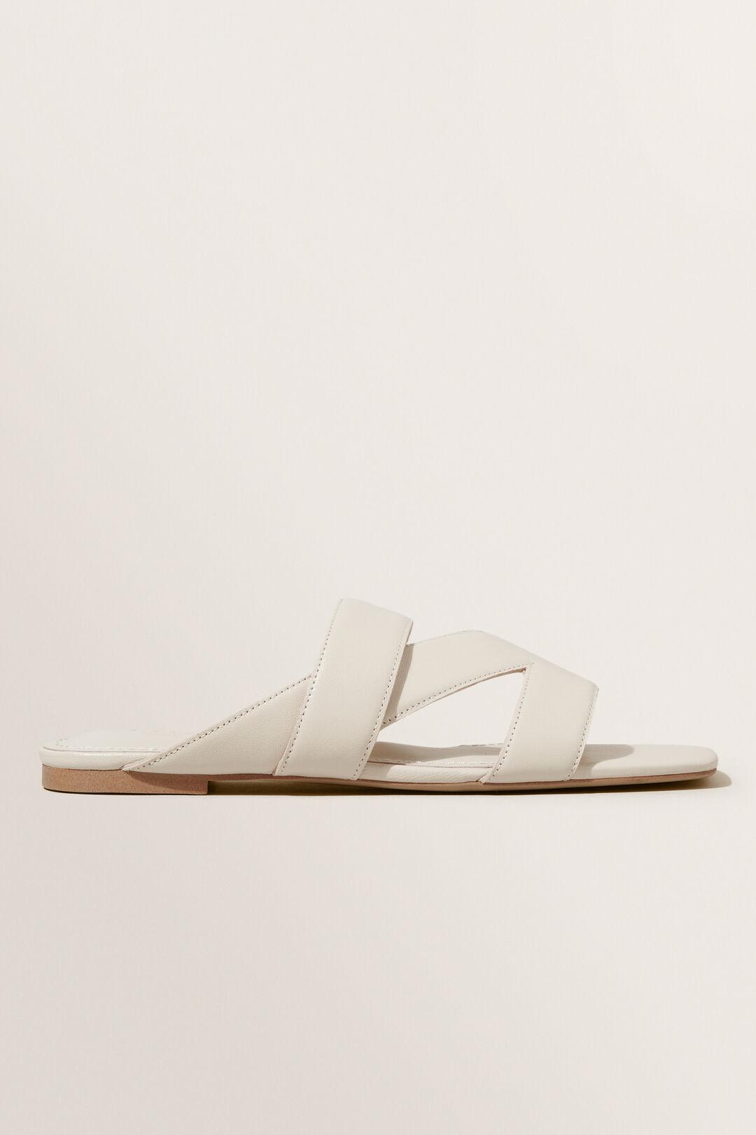 Maya Leather Sandal  Stone  hi-res