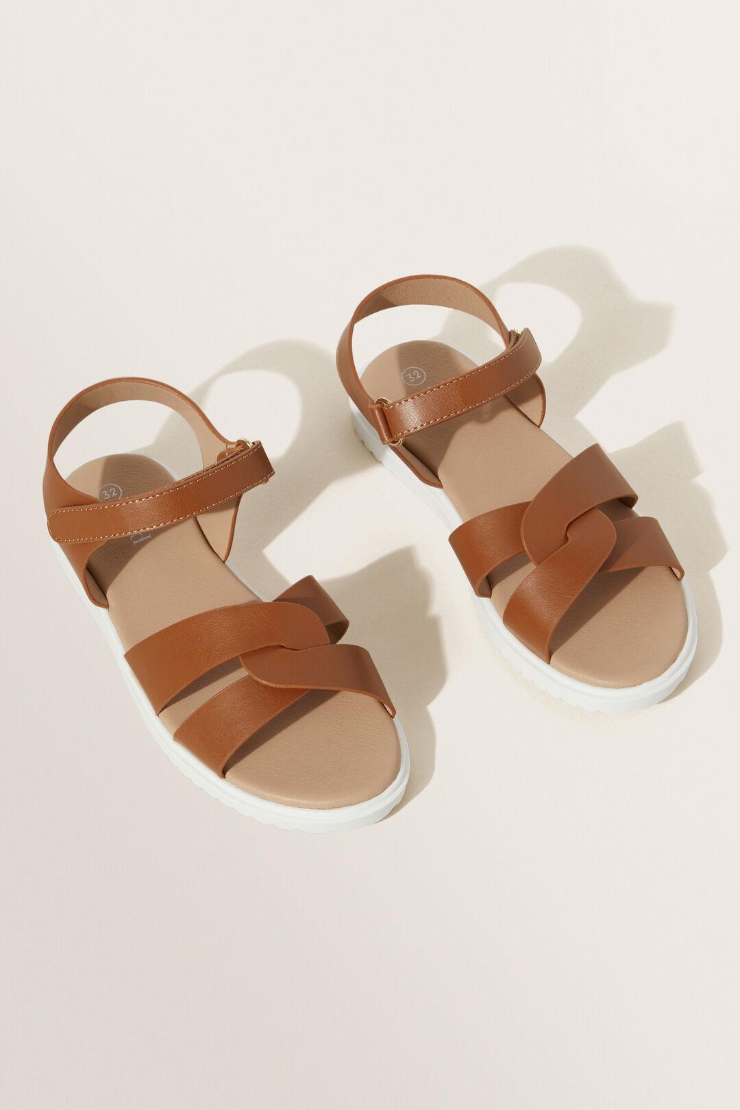 Summer Sandal  Tan  hi-res