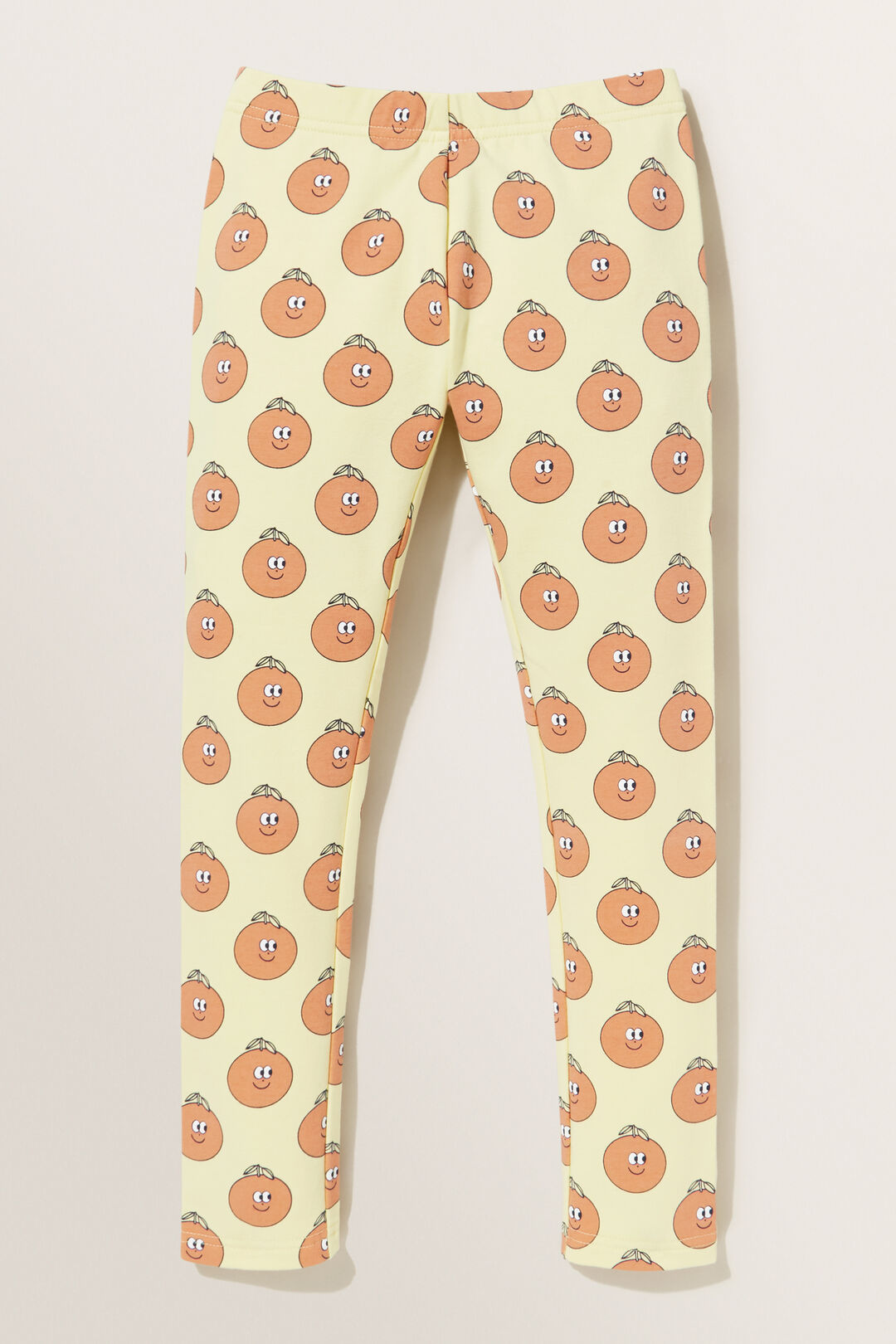 Orange Terry Leggings  Buttercup  hi-res
