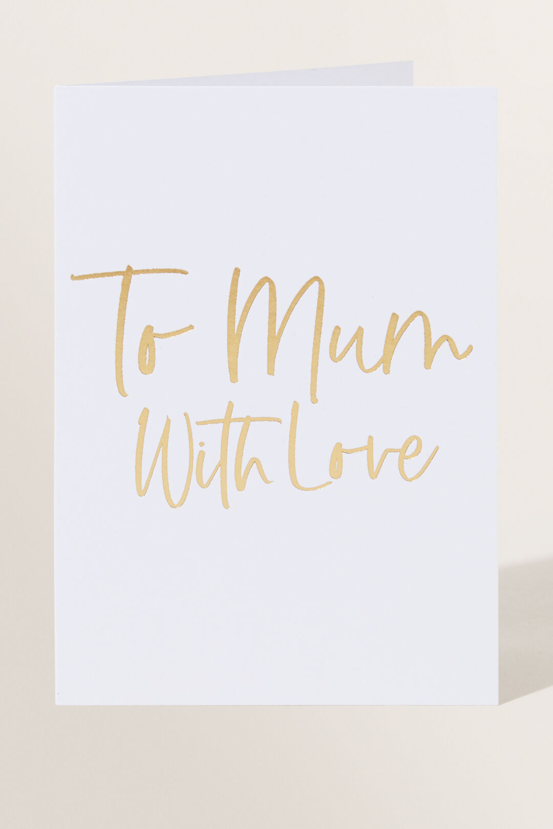 Mothers Day Card  Mum  hi-res