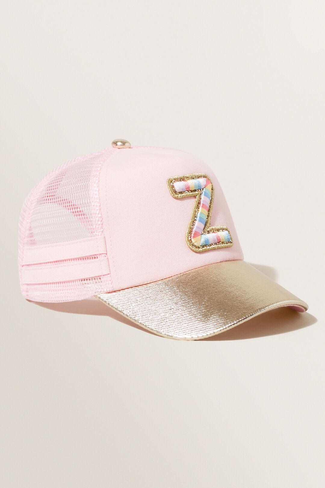 Rainbow Initial Cap  Z  hi-res