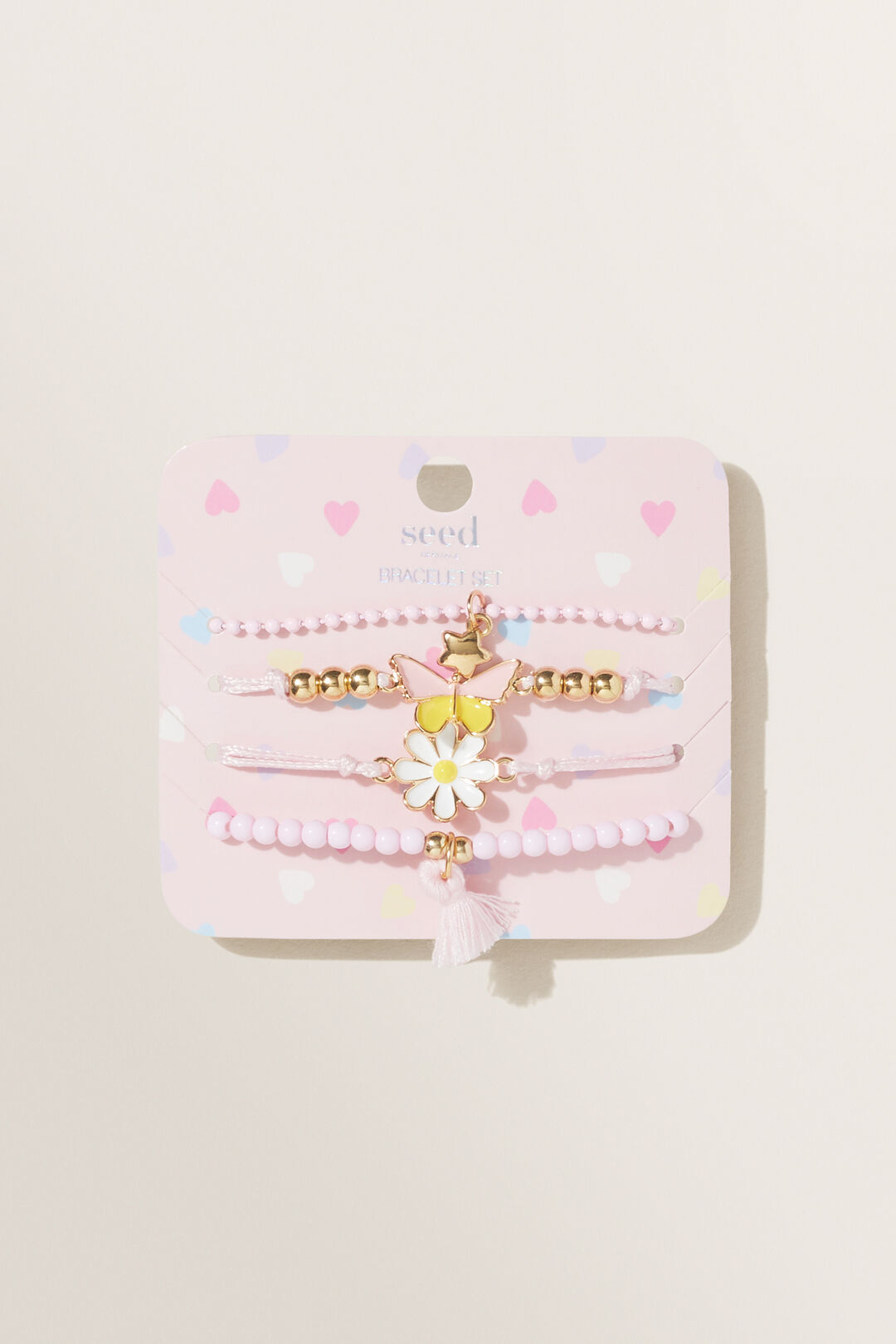 Butterfly Bracelet Pack  Multi  hi-res