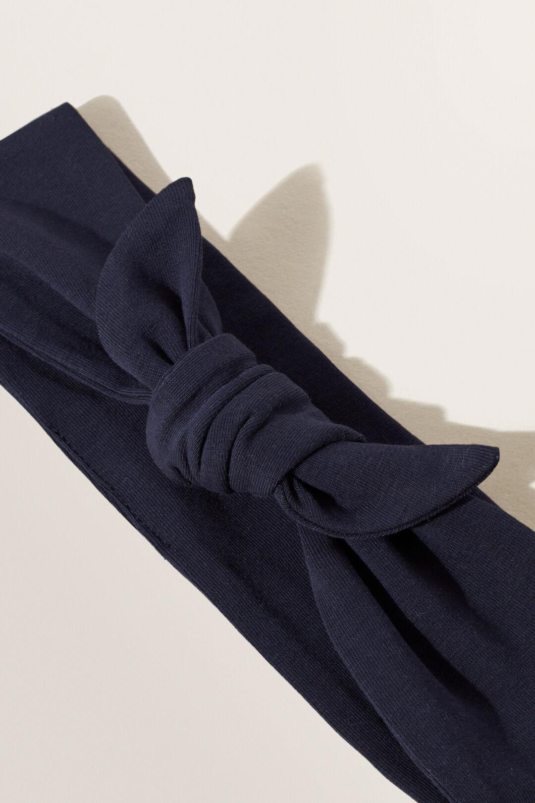 Fabric Headband  Midnight  hi-res