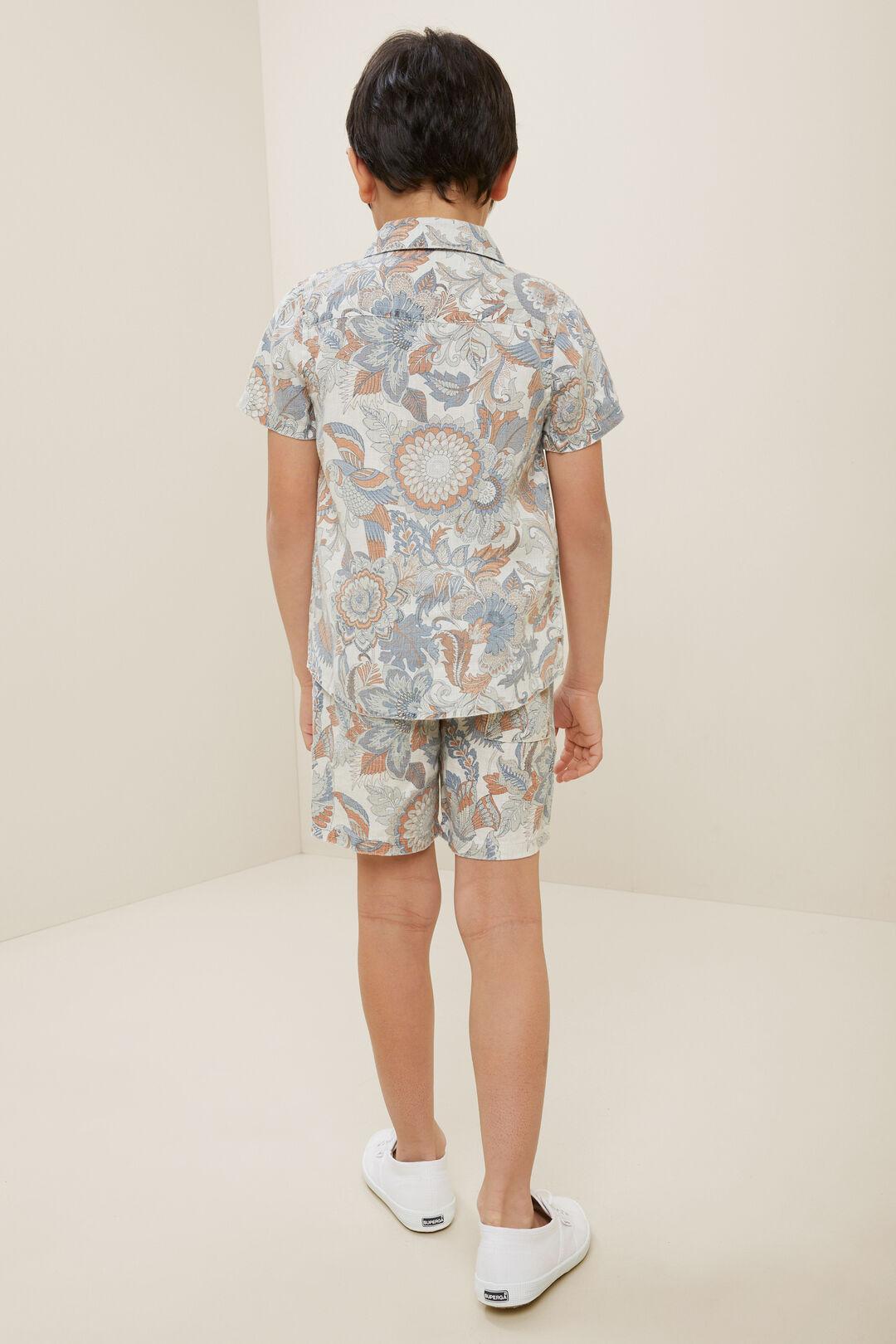 Linen Shirt  Multi  hi-res