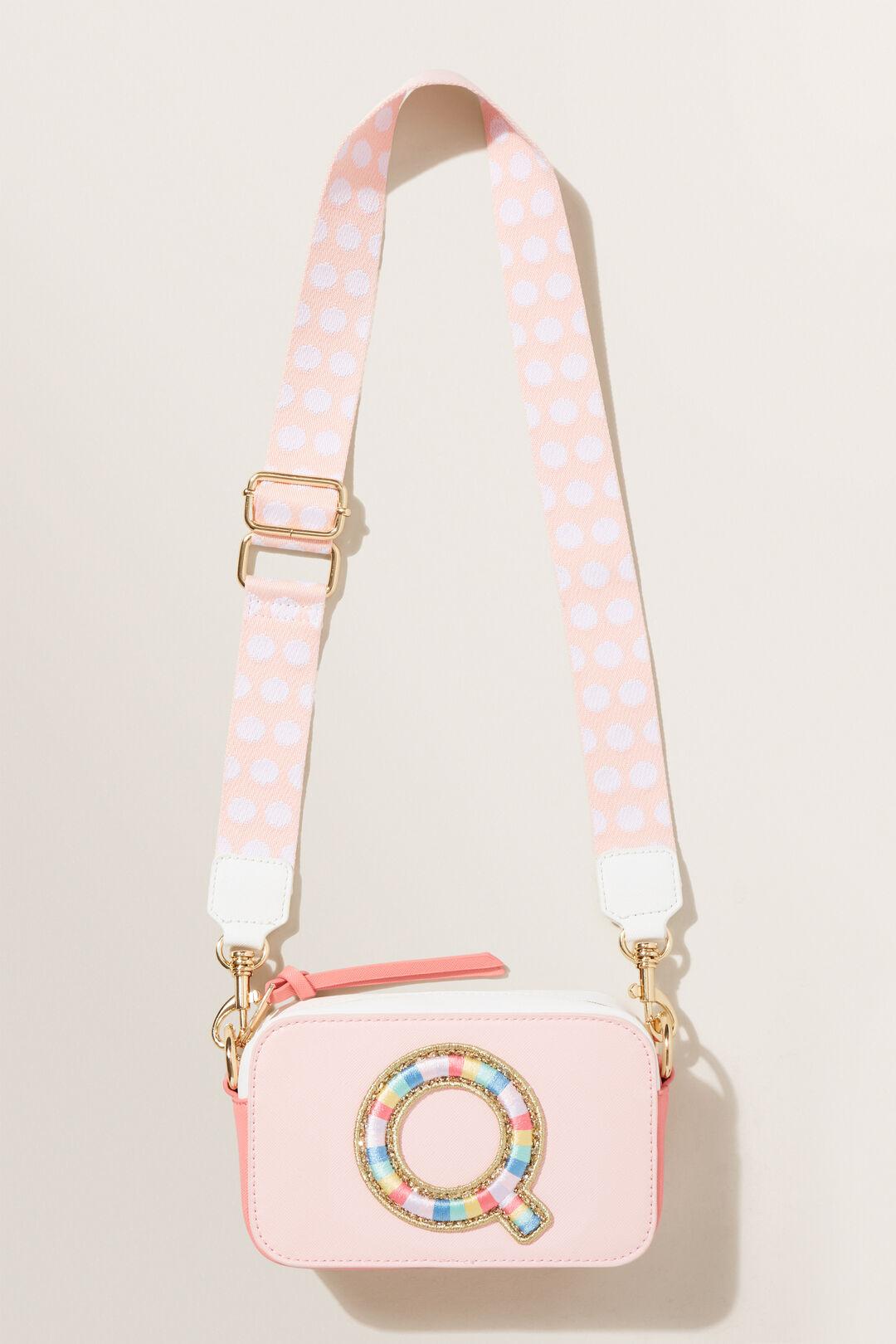 Rainbow Initial Bag  Q  hi-res