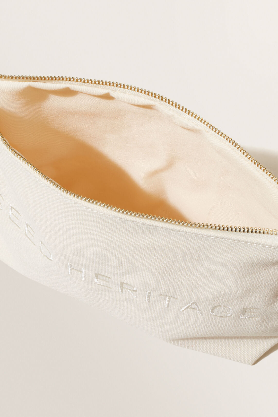 Seed Cosmetic Case  Cream  hi-res