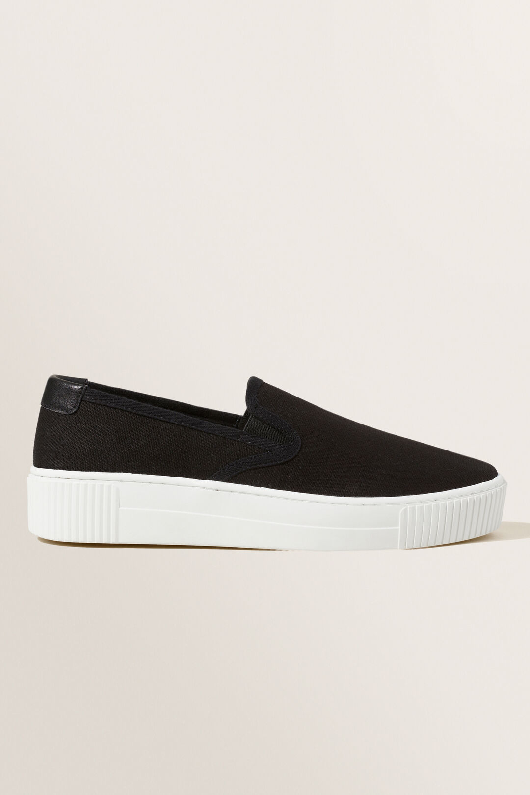 Zoey Slip On Sneaker  Black  hi-res