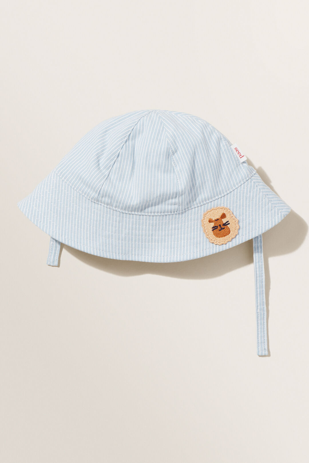 Stripe Patch Sun Hat  Multi  hi-res