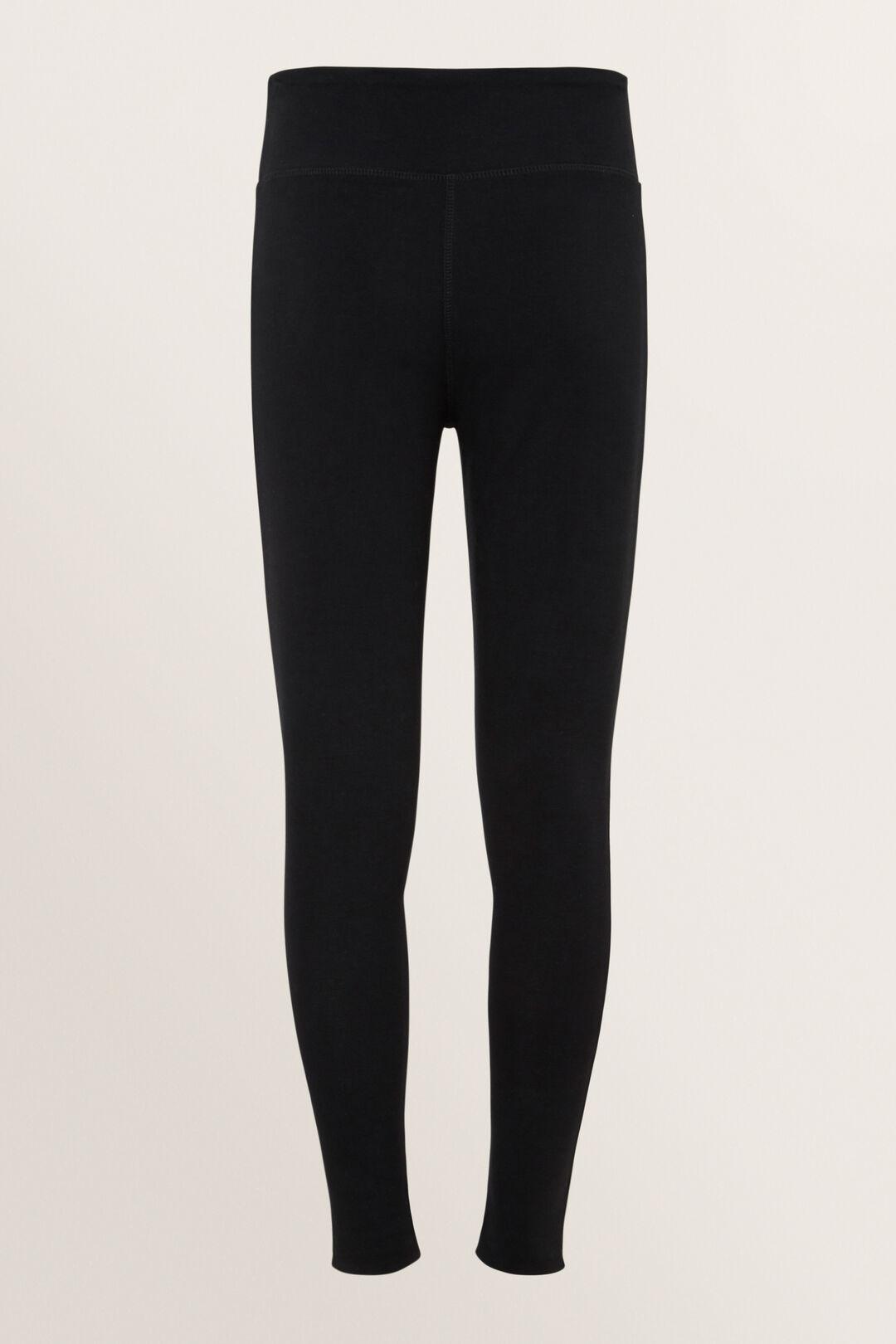 Core Yogi Legging  Black  hi-res