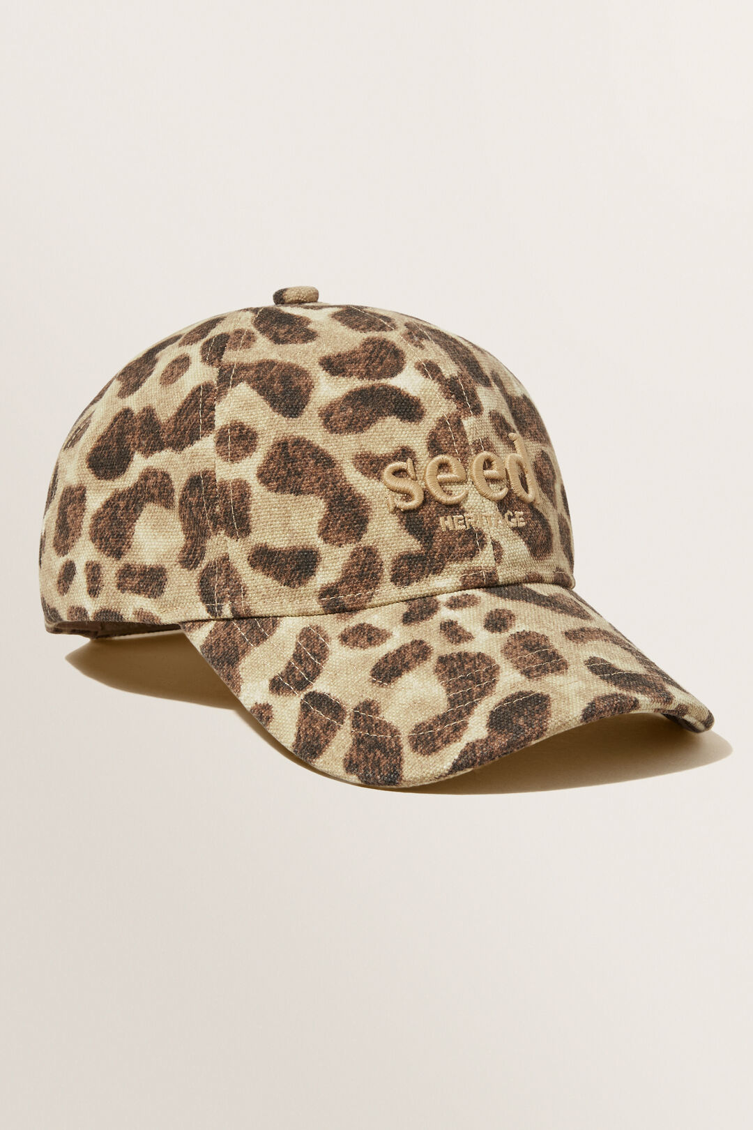 Seed Cap  Leopard  hi-res
