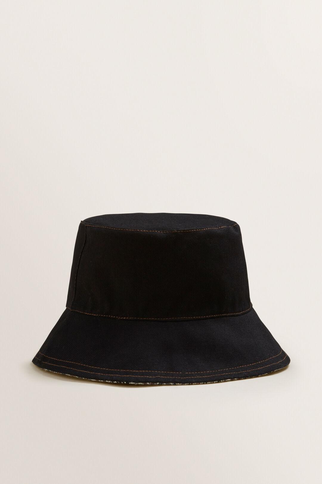 Reversible Bucket Hat    hi-res