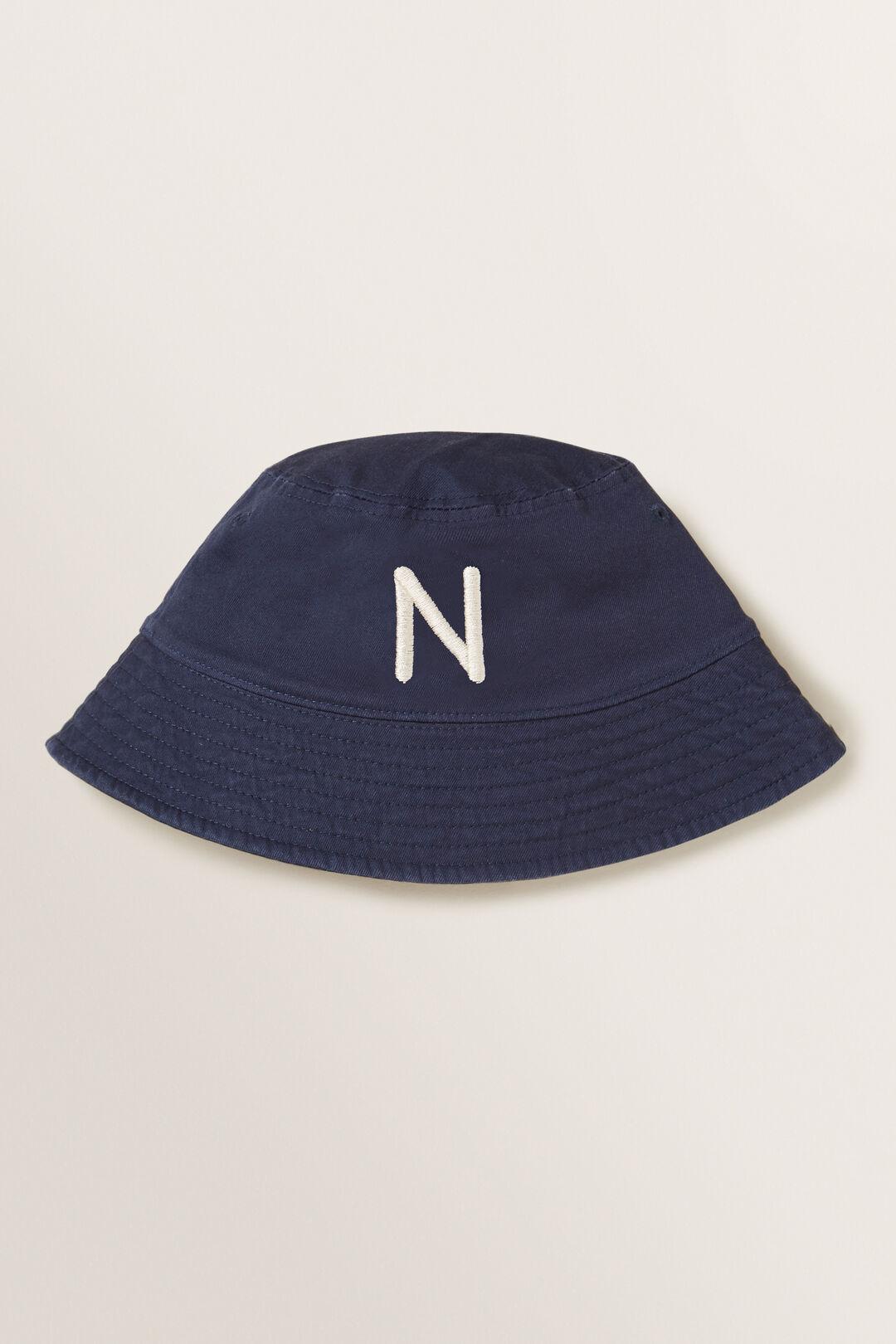 Initial Bucket Hat  N  hi-res