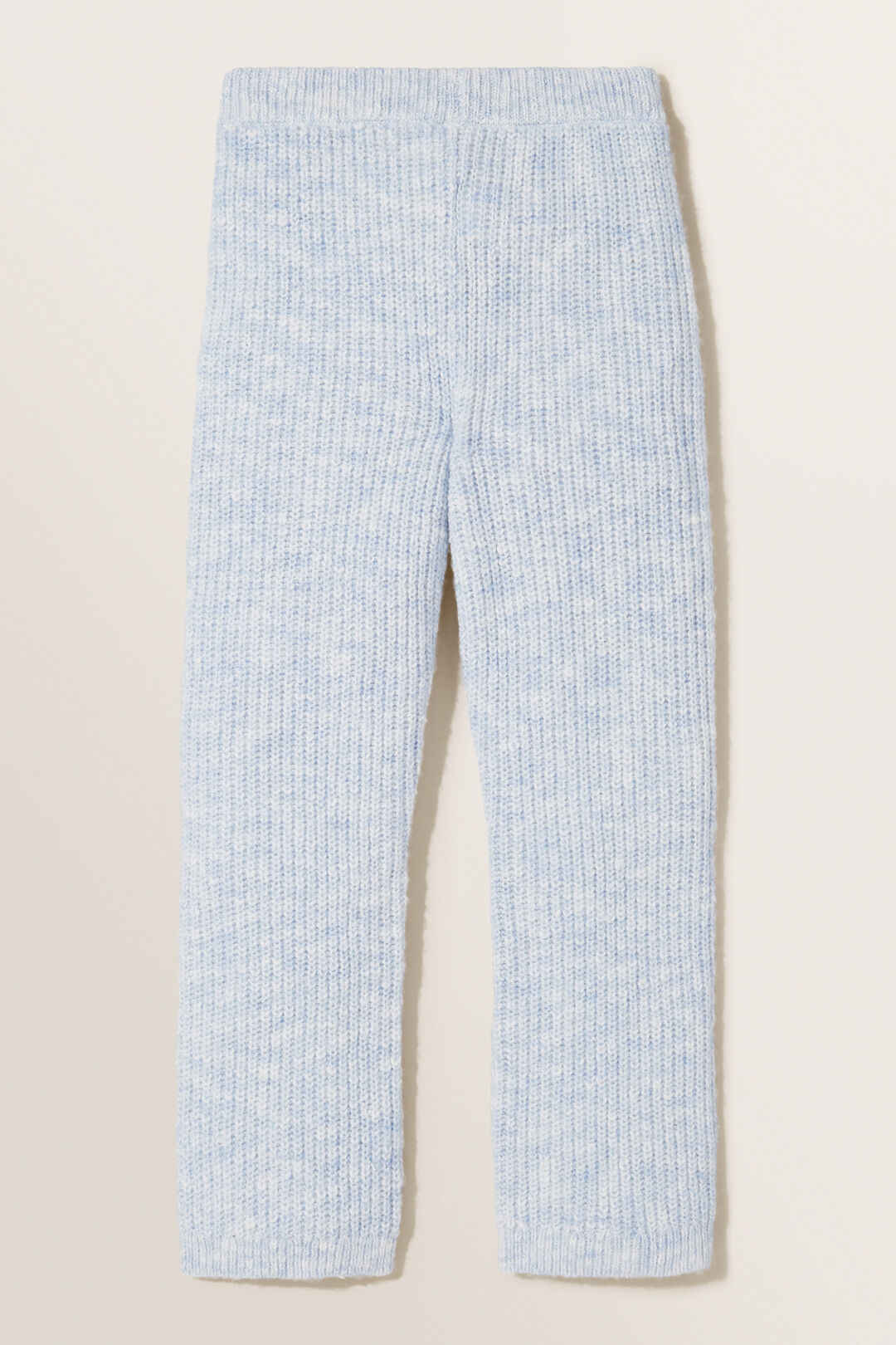 Speckle Knit Trousers  Bluebelle Marle  hi-res