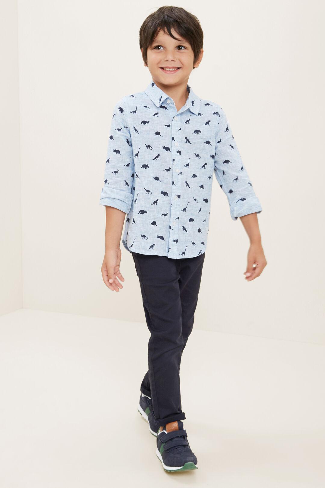 Cross Dye Shirt  Blue Cross-Dye  hi-res