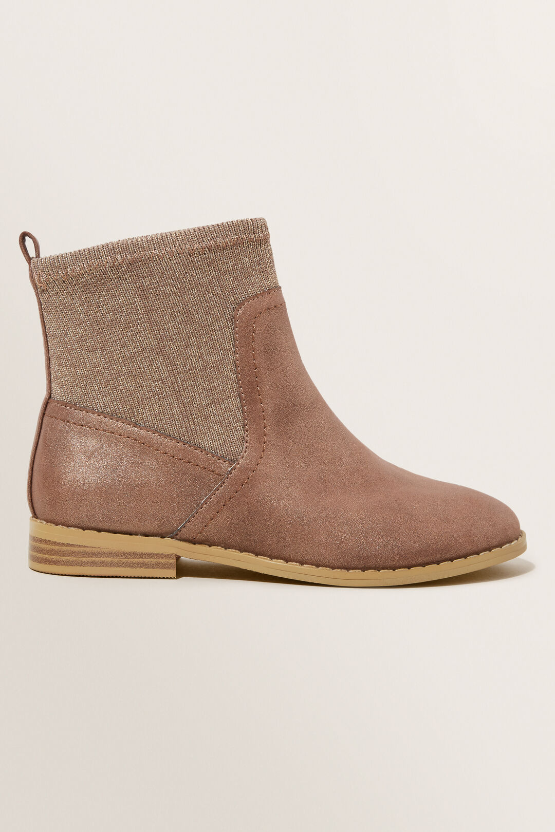 Coco Knit Boot  Brown  hi-res