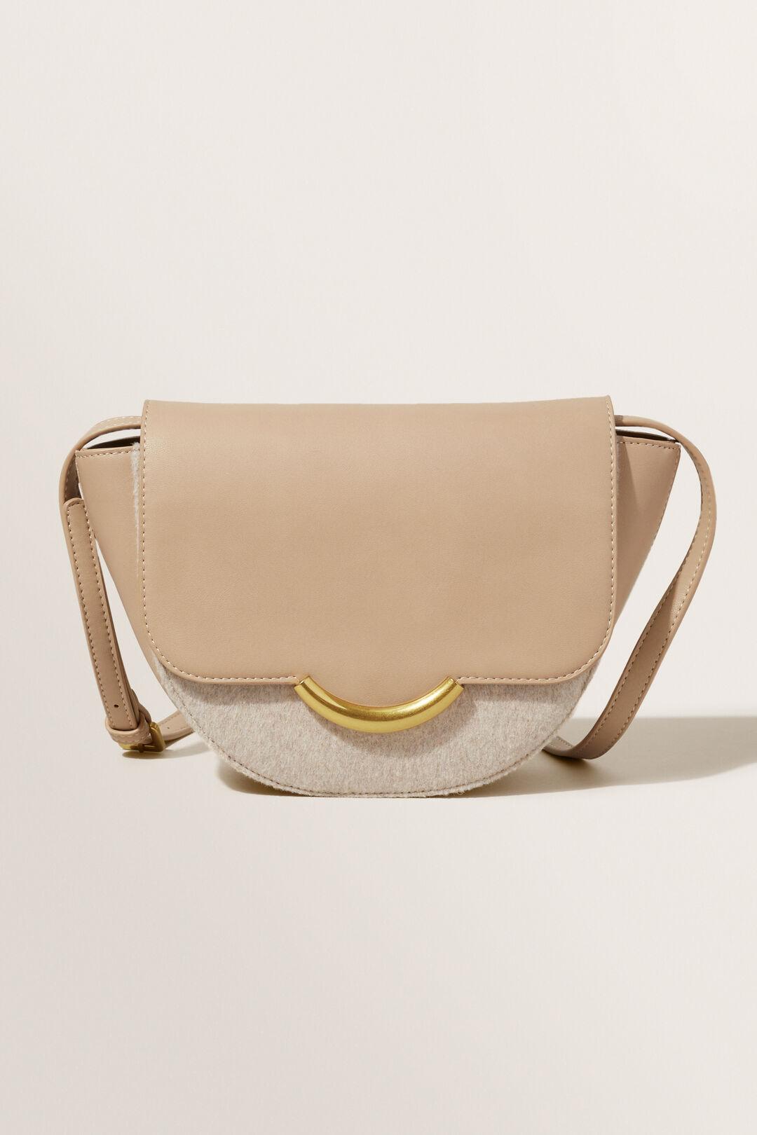 Olivia Shoulder Bag  Champagne Beige  hi-res