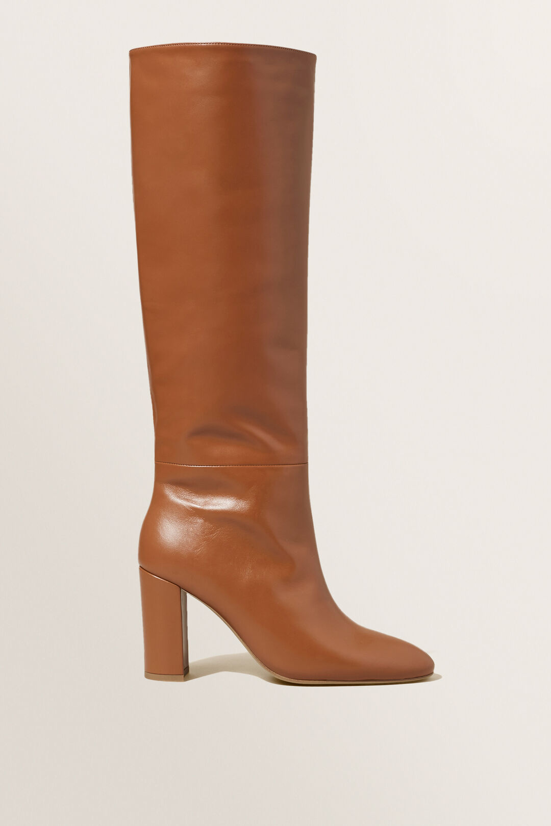 Tessa Knee High Boot  Tan  hi-res