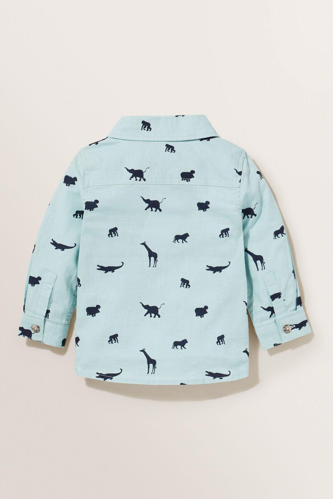 Animal Shirt  Sea Foam  hi-res