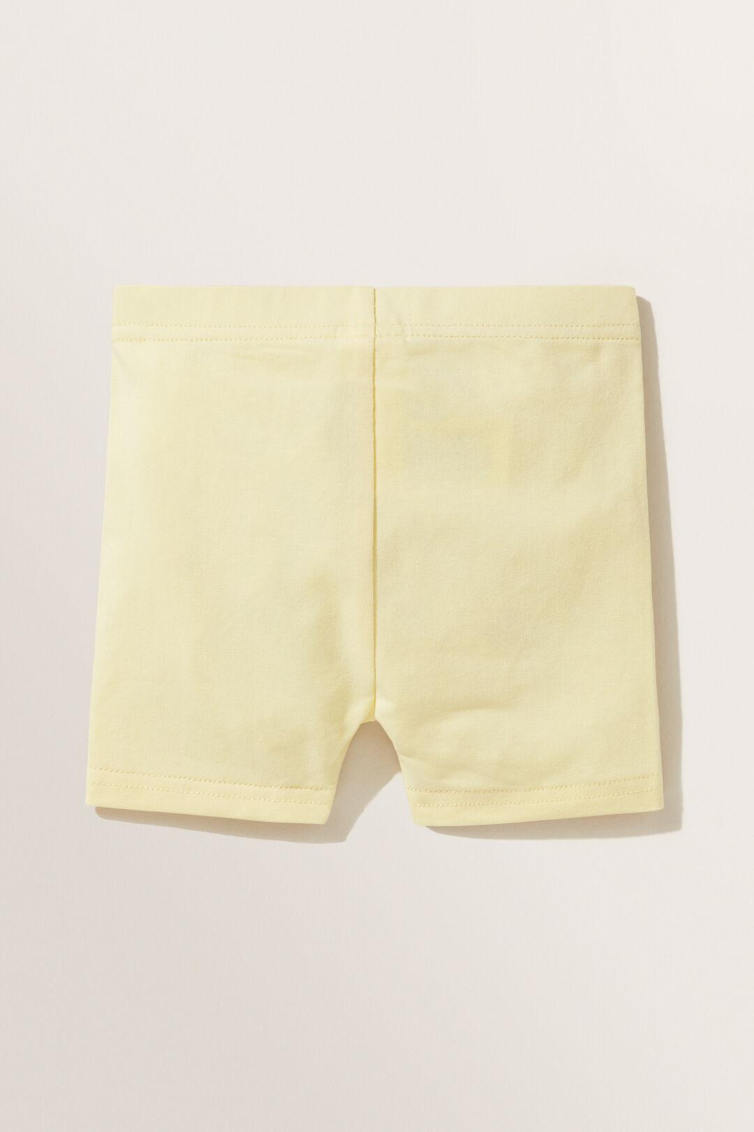 Bike Shorts  Buttercup  hi-res