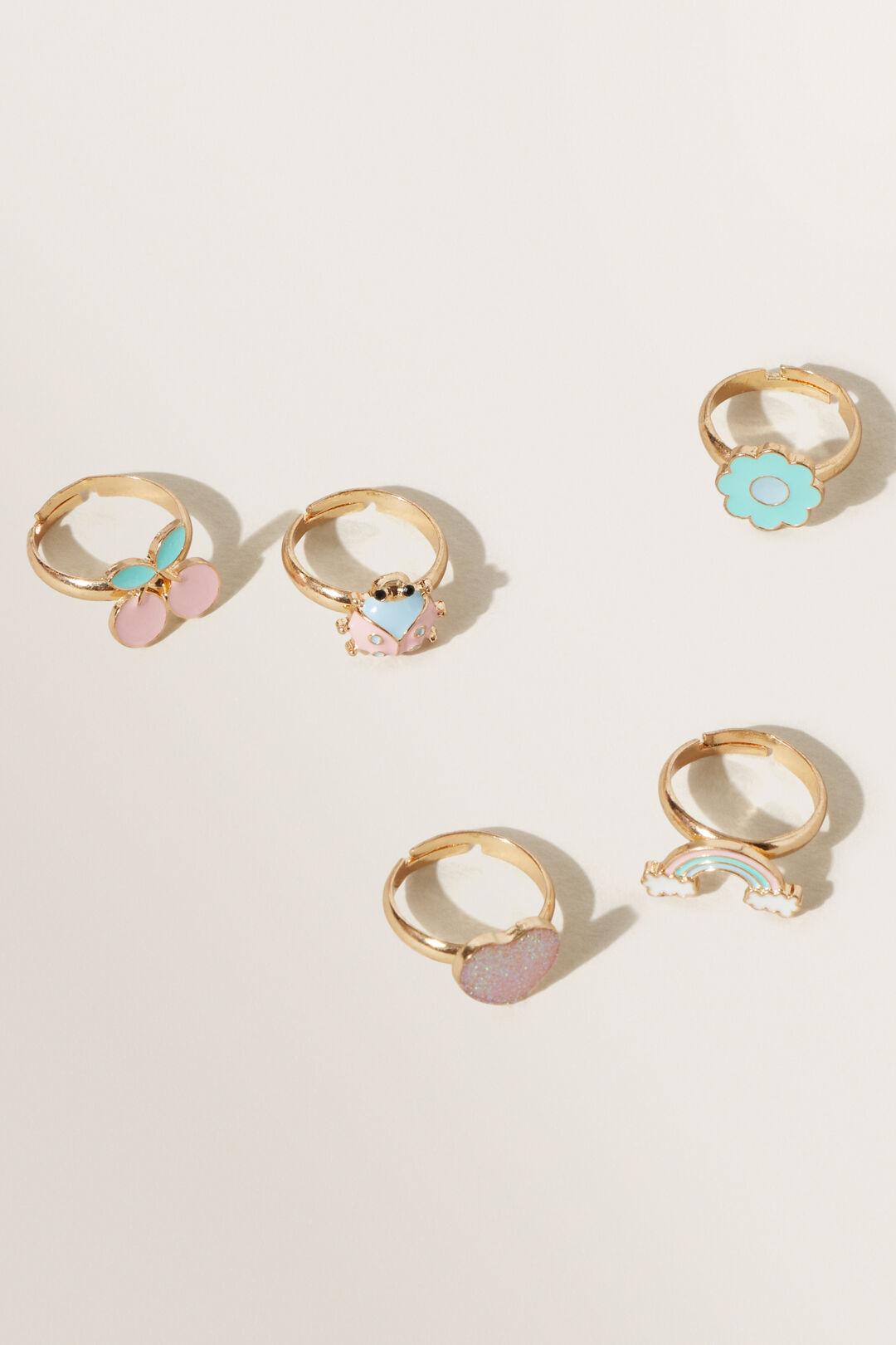 Flower Ring Box  Multi  hi-res