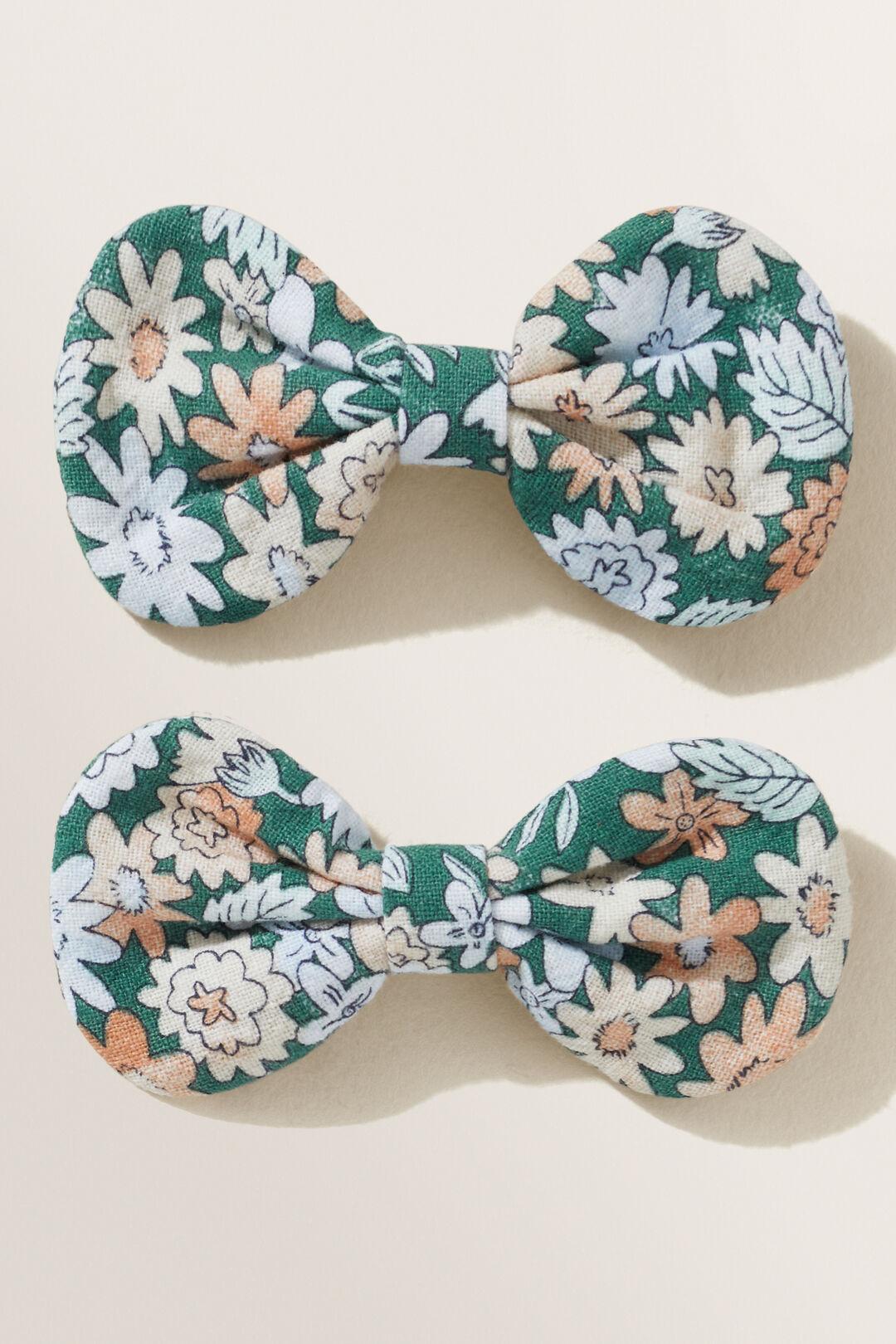 Floral Bows  Multi  hi-res