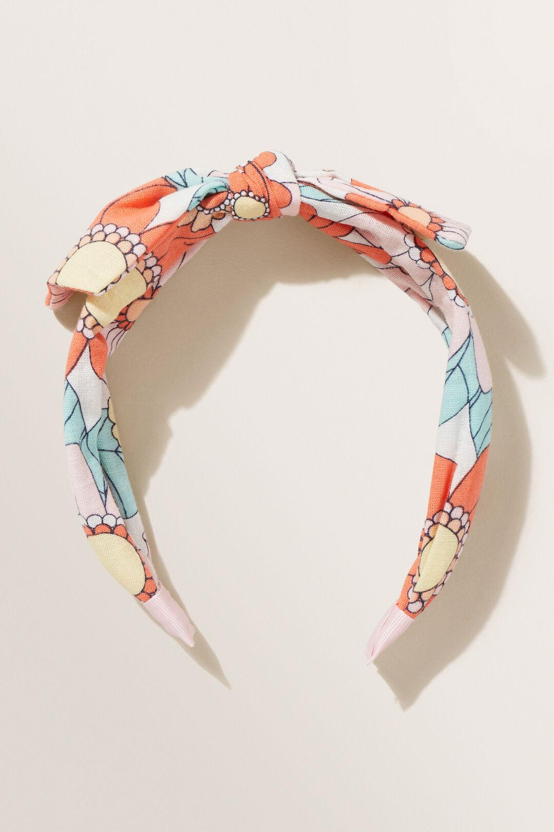Floral Headband  Multi  hi-res