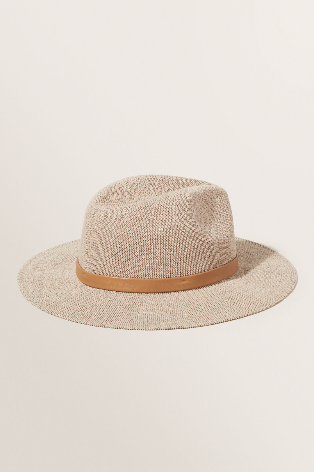 Lightweight Panama Hat  Neutral Blush  hi-res