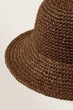Ava Bucket Hat  Chocolate  hi-res