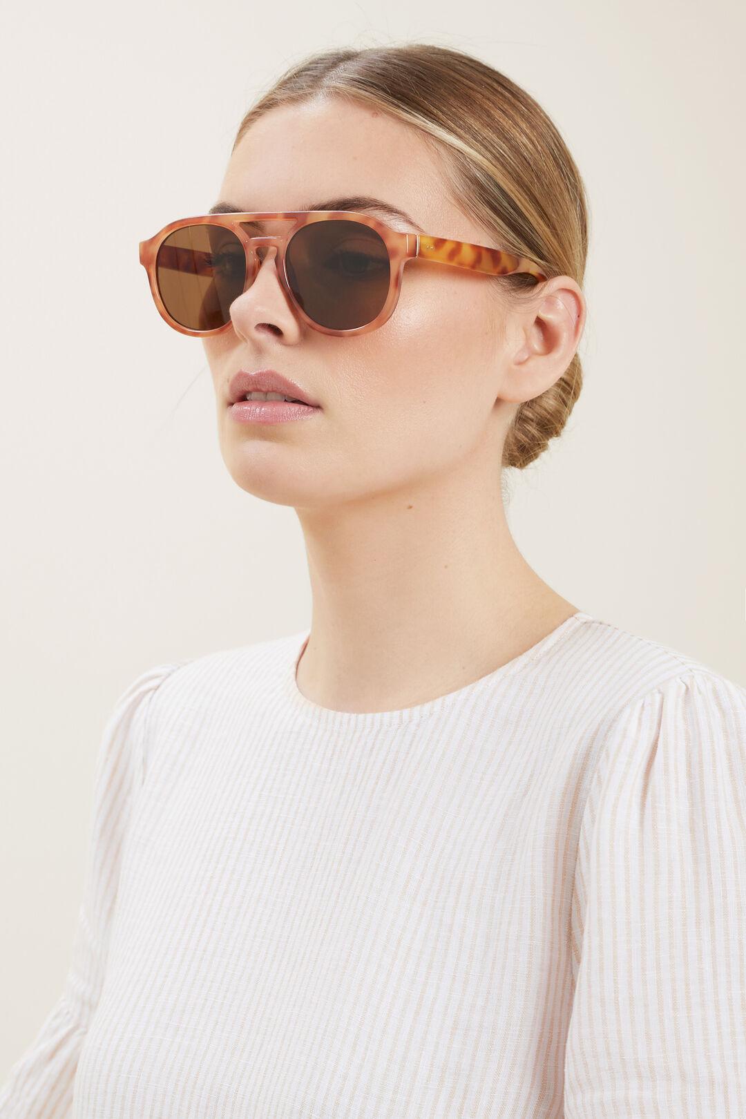 Ruby Navigator Sunglasses  Honey Tort  hi-res