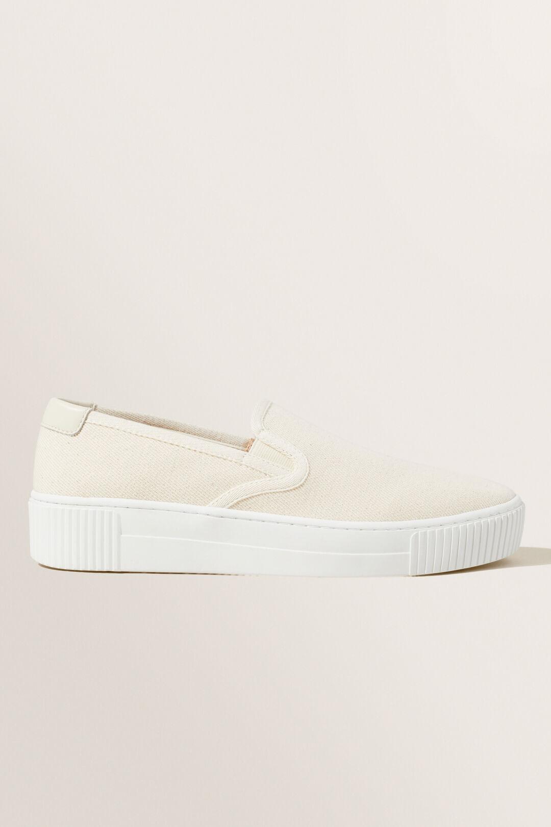 Zoey Slip On Sneaker  Natural  hi-res