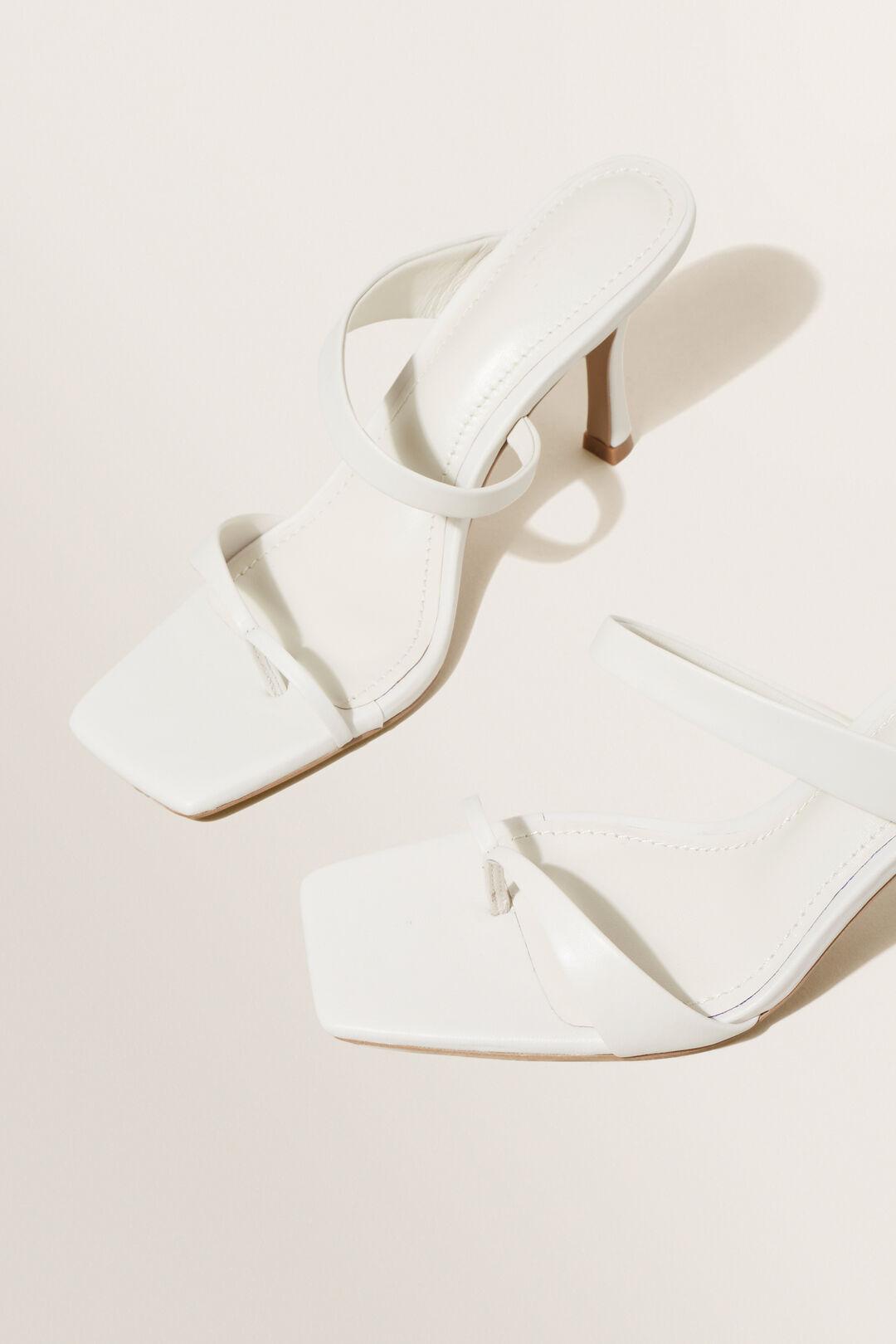 Kimberly Heeled Sandal  Cream  hi-res