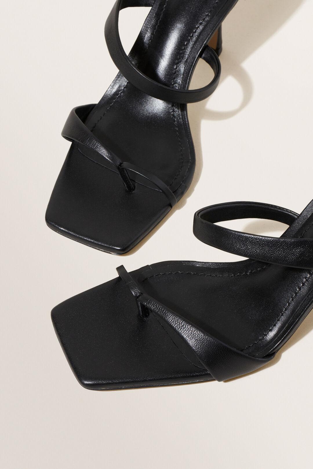 Kimberly Heeled Sandal  Black  hi-res