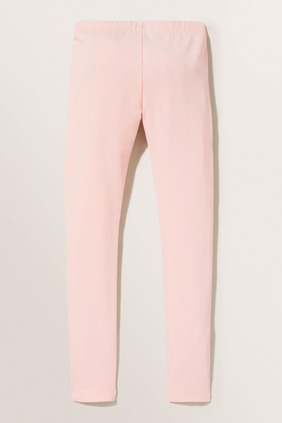 Basic Legging  Dusty Rose  hi-res