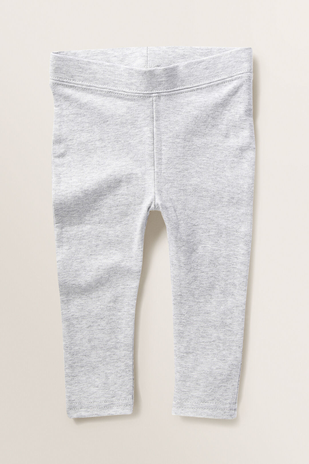 Basic Leggings  Light Grey Marle  hi-res