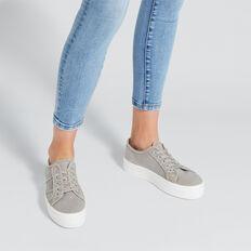 Billie Sneaker  GREY  hi-res