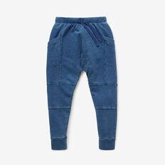 Garment Dyed Trackie  INDIGO  hi-res