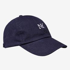 NY Cap  NAVY  hi-res