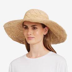Woven Hat  NATURAL  hi-res