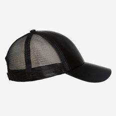 Agile Cap  BLACK  hi-res