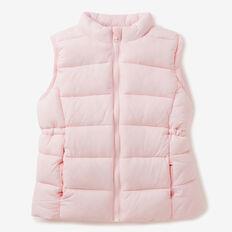 Puffa Vest  ICE PINK  hi-res