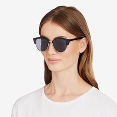 Scarlet Topbrow Sunglasses  BLACK  hi-res