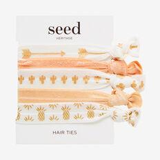Elastic Hair Pack  CACTUS  hi-res