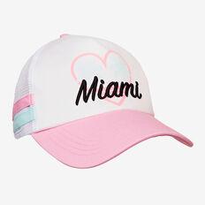 Miami Cap  GOLD  hi-res
