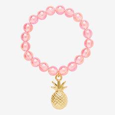 Pineapple Bracelet  PINK  hi-res