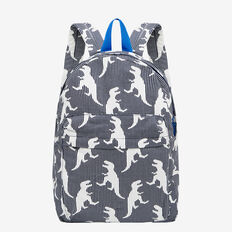 Stripe Dino Backpack  MIDNIGHT BLUE  hi-res