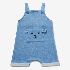 Bear Pocket Overalls  NIAGARA BLUE  hi-res