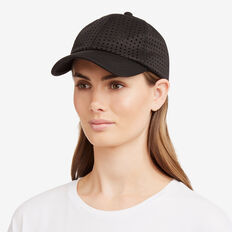 Run Cap  BLACK  hi-res