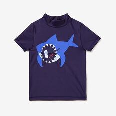 Shark Rashie  MIDNIGHT BLUE  hi-res