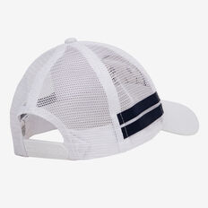 Smile Patch Cap  WHITE  hi-res