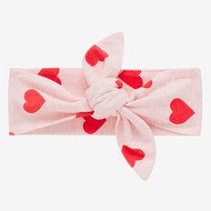 Heart Knit Headband  MULTI  hi-res
